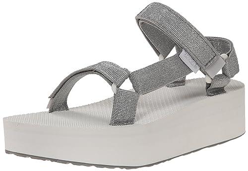 fc22f73c90ffef Teva Women s Flatform Universal Sandal  Amazon.co.uk  Shoes   Bags