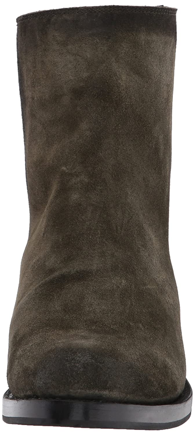 FRYE Women's Demi Zip Bootie Boot B01N7OMO6O 8 B(M) US|Forest Soft Oiled Suede