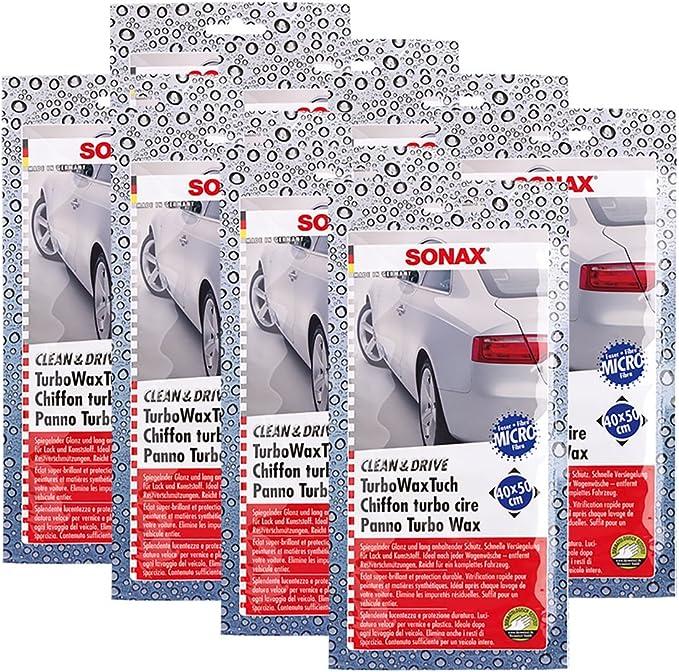 Sonax 8x 04140000 Clean Dri Auto
