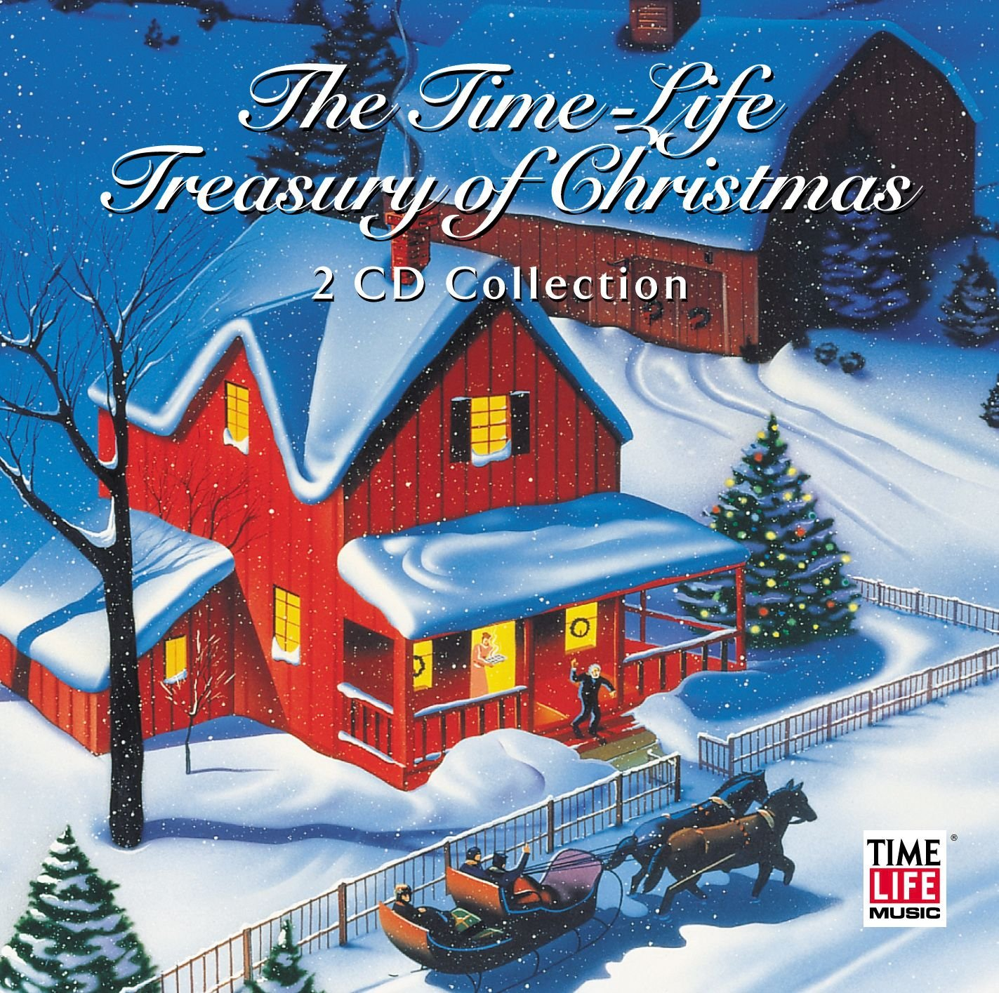 The Time-Life Treasury of Christmas by Time/Life BMG
