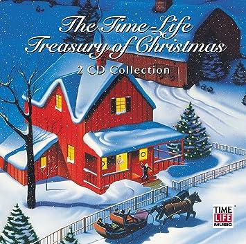Treasury Of Christmas (2cd) - The Time-Life Treasury of Christmas ...