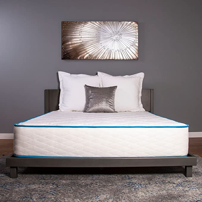 Dreamfoam Bedding Dreams Gel Mattress - The Easy Setup and Comfortable