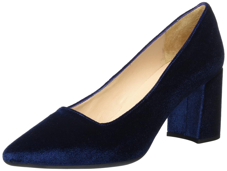 Unisa Keira_VL, Zapatos de Tacón para Mujer 38 EU Azul