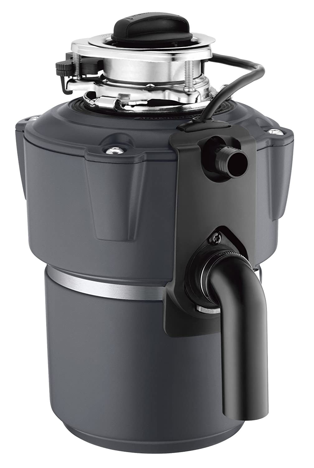 InSinkErator Evolution Cover Control 3/4 HP Household Garbage Disposer    Food Waste Disposers   Amazon.com