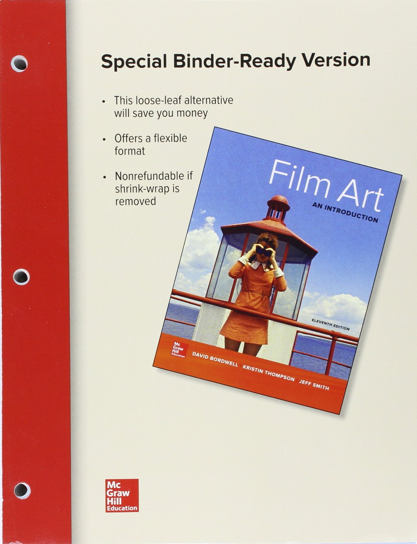 Loose Leaf for Film Art: An Introduction with Connect Access Card by McGraw-Hill Education