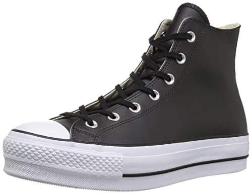 ec40f92636d Converse Womens Chuck Taylor All Star Lift Clean High Top Sneaker:  Amazon.ca: Shoes & Handbags
