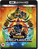 Thor Ragnarok 4K (Including 2D [2017] [Region Free] UK IMPORT