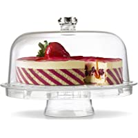 ClearMax® Multi-Functional 6-in-1 Deluxe Cake Stand