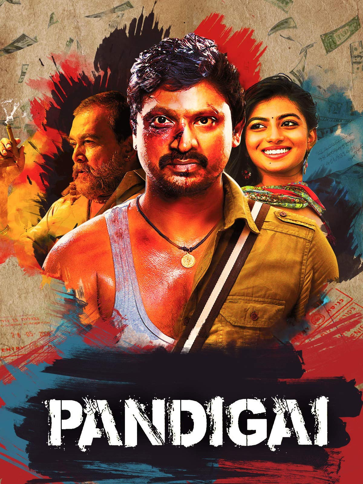 Pandigai on Amazon Prime Video UK