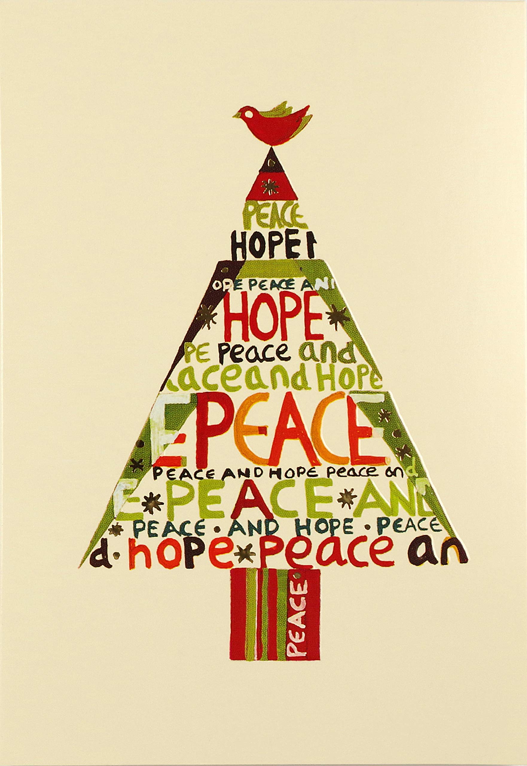 peace hope tree small boxed holiday cards christmas cards holiday cards greeting cards inc peter pauper press 9781441304759 amazon com books peter pauper press