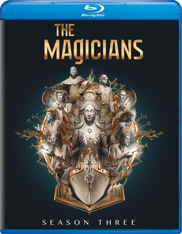 Blu-ray : The Magicians: Season Three (3 Pack, 3PC)