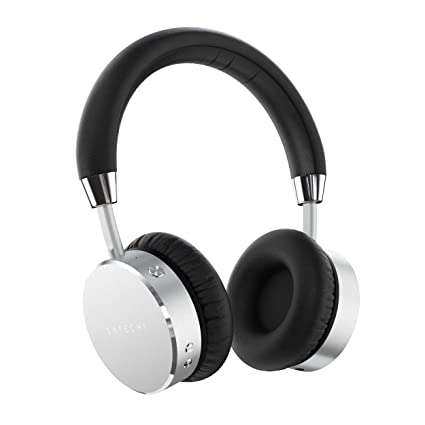 Amazon Com Satechi Aluminum Bluetooth Wireless Headphones With