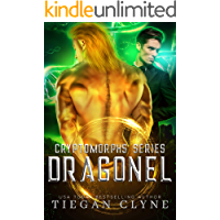 Dragonel (Cryptomorphs Book 1) book cover