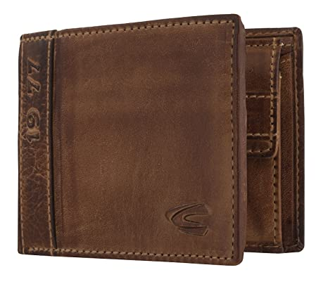 camel active Monedero, marrón (marrón) - 247 702 29: Amazon ...