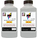 Print Magic Toner Powder for Ricoh Laser Printer Cartridges - 100gm - Set of 2