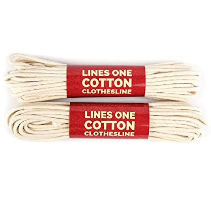 Cotton Clothesline Rope Awesome Amazon LinesOne Cotton Clothesline Rope 60x60 Ft 60 Ft 6060