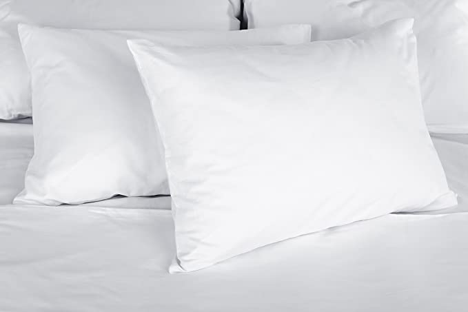 East Coast Bedding Duck Feather Fill Bed Pillows - The Affordable and Supportive
