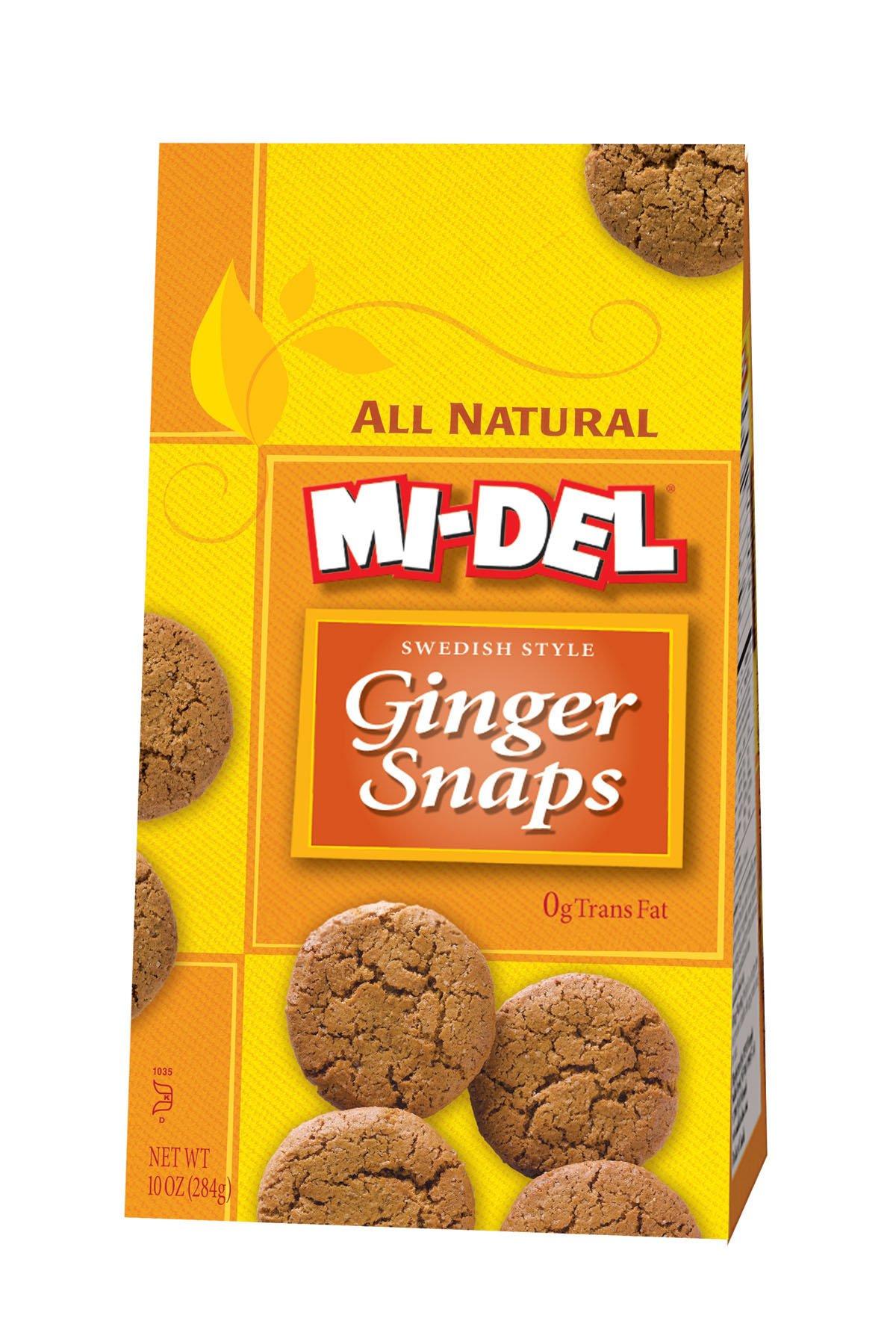 GingerSnaps, 10 oz.