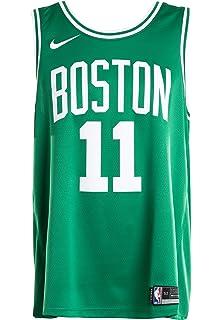 b80e3141ab72 Nike Men s Boston Celtics Kyrie Irving  11 Kelly Green Dri-FIT Swingman  Jersey