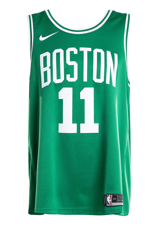 reputable site 40418 0bbcf Nike Bos M NK swgmn swgmn swgmn JSY Road  ndash  Maglietta Kyrie Irving NBA  Connected Icon Edition Swingman Boston Celtics, Uomo, verde  ndash  ...