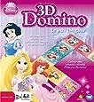 Disney Princess 3D Picture Dominos