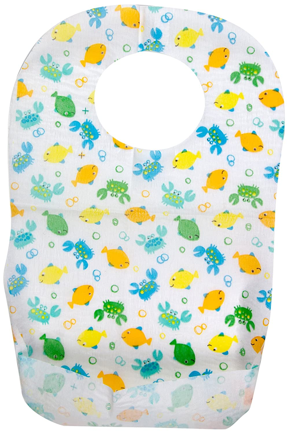 Summer Infant Keep Me Clean Disposable Bibs, 20-Count 00066