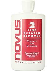 NOVUS Fina de 2plástico–Reparador de arañazos, 8ml