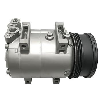 RYC Compresor de CA remanufacturado y embrague A/C FG654: Amazon.es: Coche y moto