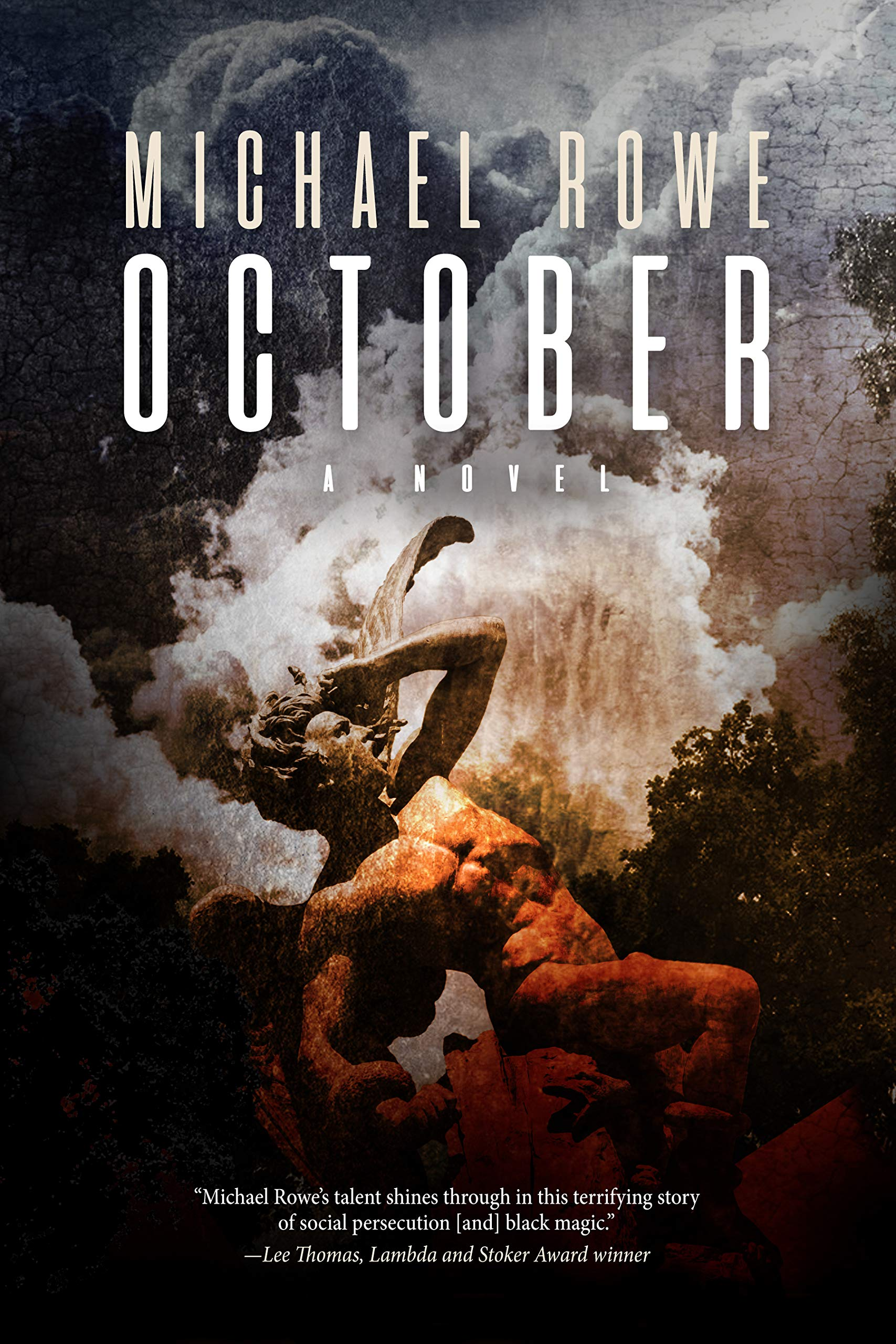 October by ChiZine Publications