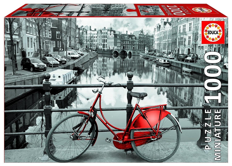 Educa Borrás - 17116.0 - Puzzle - Amsterdam - Miniature