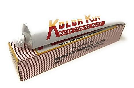 Kolor Kut - Pasta para detectar agua (85 gr)Detecta el agua en combustible