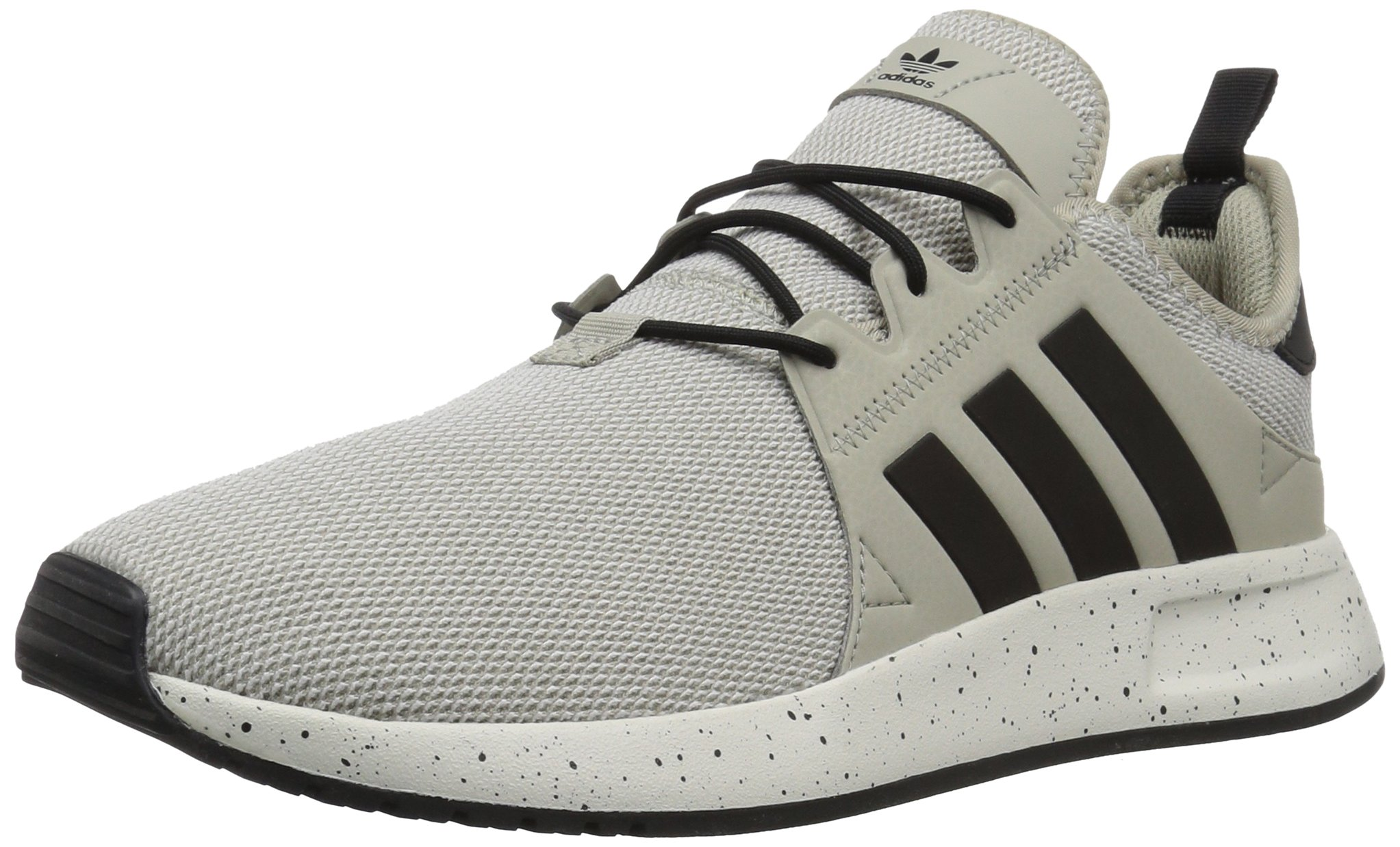 adidas Originals Mens X_PLR Running Shoe Sneaker Black/Sesame, 4 M US by adidas Originals (Image #1)