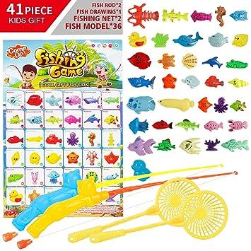 Amazon.com: rdwod - Juguetes de regalo para niños de 3 a 10 ...
