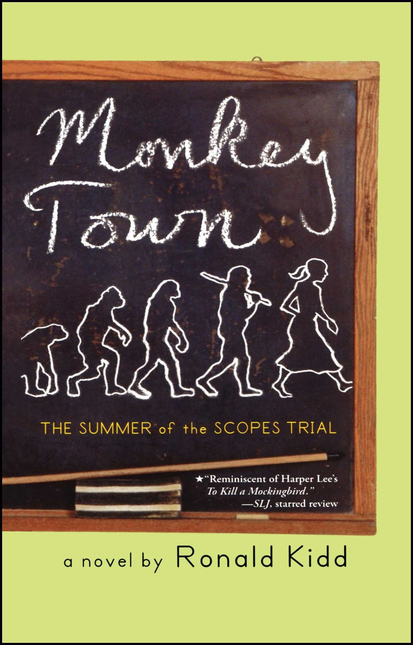 Monkey Town: The Summer Of The Scopes Trial: Ronald Kidd: 9781442442115:  Amazon: Books