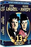 LAUREL & HARDY Le Plus Célèbre Des Duos Comiques - 13 Films (6 DVD)