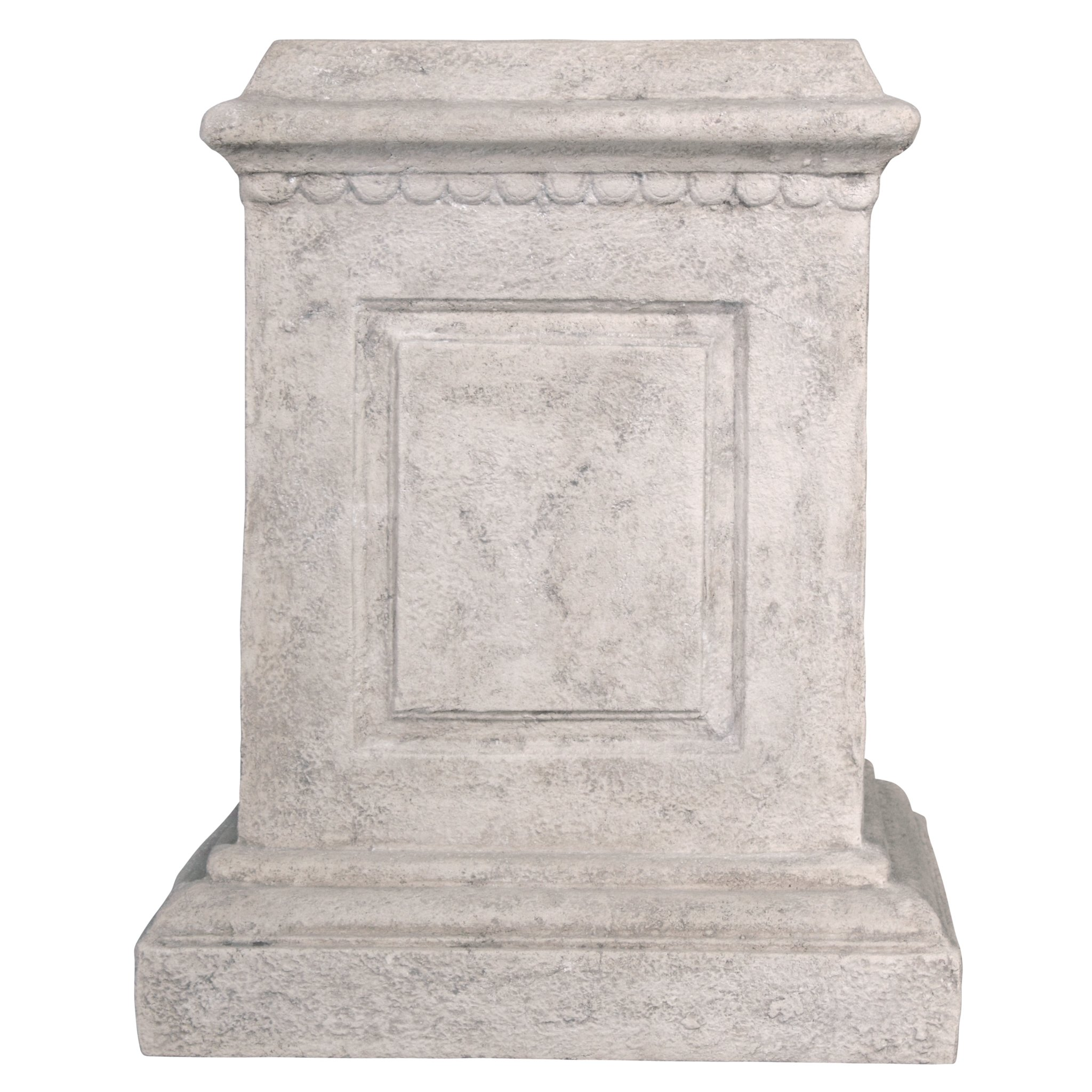 Design Toscano Larkin Arts and Crafts Architectural Plinth Pedestal by Design Toscano