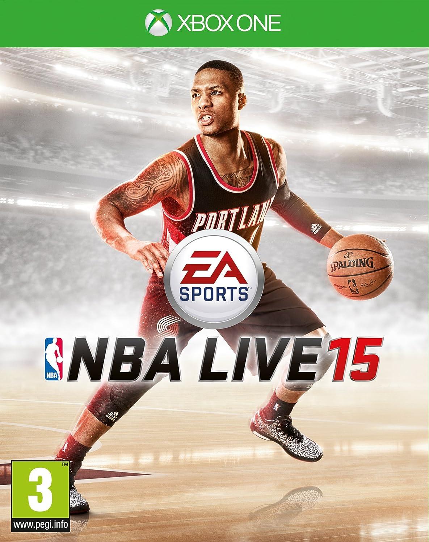 NBA Live 15 [Importación Inglesa]: Amazon.es: Videojuegos