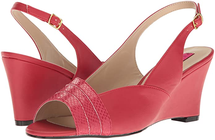 Pleaser Label Pink Label Pleaser Damens's Kim01sp Rpu Wedge Sandale  Amazon.ca 885980