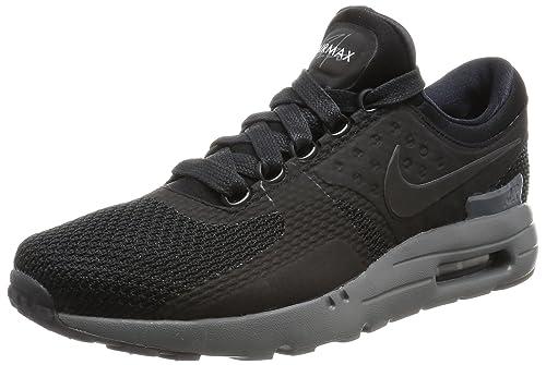 grand choix de 9a0f7 d6664 Nike Homme Air Max Zero Qs chaussures Course, jaune et blanc ...