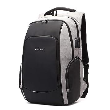 89dbf53a1c Xnuoyo Sac à Dos Ordinateur Portable, 15,6 Pouces Laptop Backpack Étanche  Sac à Bandoulière Laptop ...