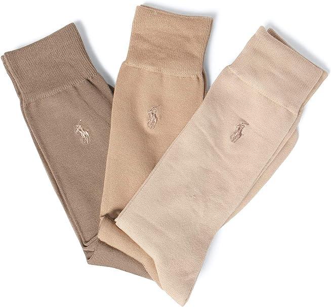 Polo Ralph Lauren – 3 pares de calcetines súper suaves – Talla XL ...