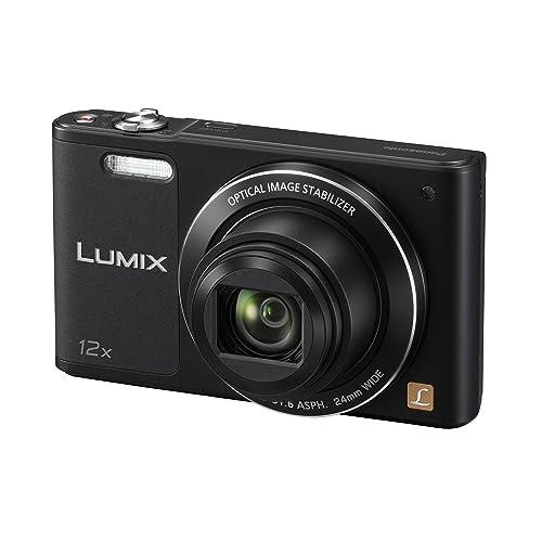 Panasonic DMC-SZ10EF-K Appareils Photo Numériques 16.6 Mpix Zoom Optique 12 x Noir