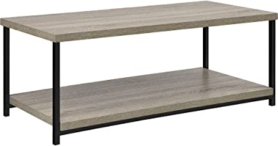 Ameriwood Home 5049096PCOM Elmwood Coffee Table, Weathered Oak