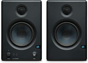 "Presonus E4.5-4.5"" 2-Way Near Field Studio Monitor (Pair), Black (Eris E4.5)"