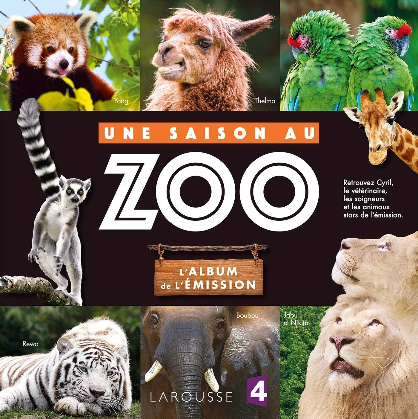 """Résultat de recherche d'images pour """"livre une saison au zoo"""""""