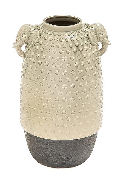 Amazon Plutus Brands Wonderful Styled Ceramic Elephant Vase
