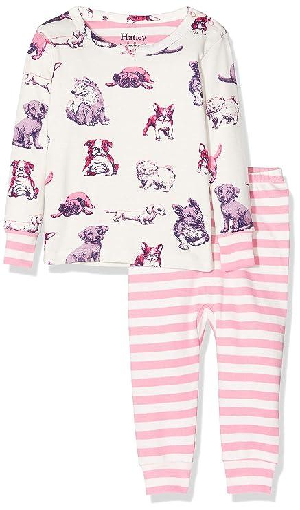 Hatley Organic Cotton Long Sleeve Pyjama Sets Conjuntos de Pijama para Beb/és