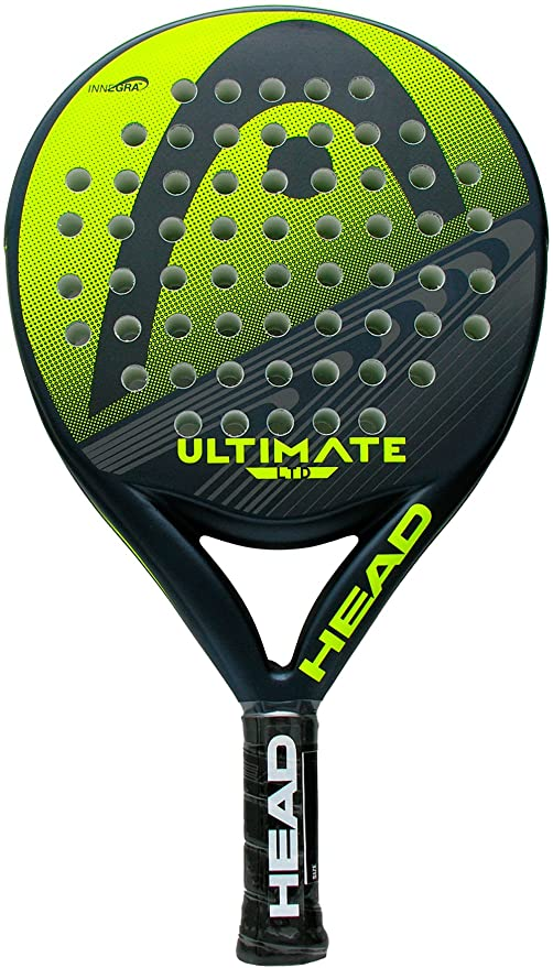 Pala de padel - Head Ultimate Pro Ltd. Yellow 2016