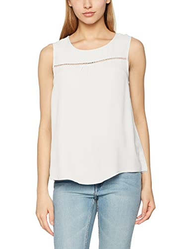 ONLY Damen Top Onlhoney S/L Top Solid Wvn