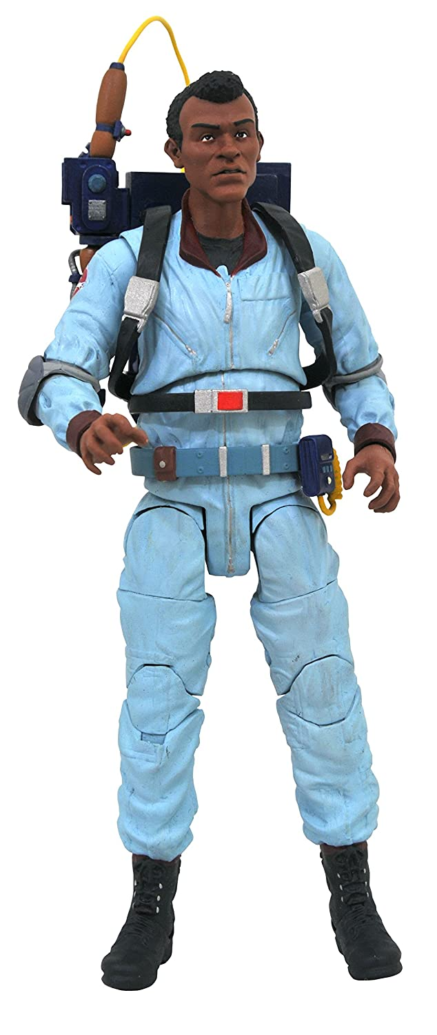 DIAMOND SELECT TOYS The Real Ghostbusters: Winston Action Figure